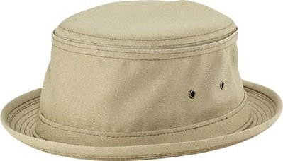 New York Hat #RS3014 CANVAS STINGY BUCK/Made in USA 藝人最愛配件品牌