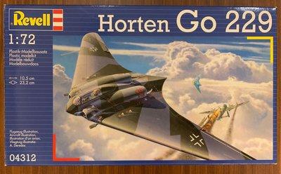 Revell Horten Go229 1/72