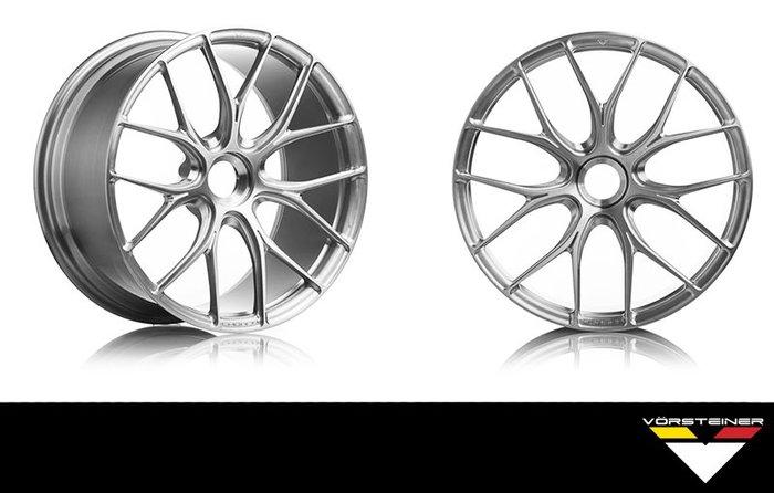 【樂駒】Vorsteiner VCS 001 Porsche 991 GT3RS 鍛造 輕量化 賽事 改裝 套件 輪框