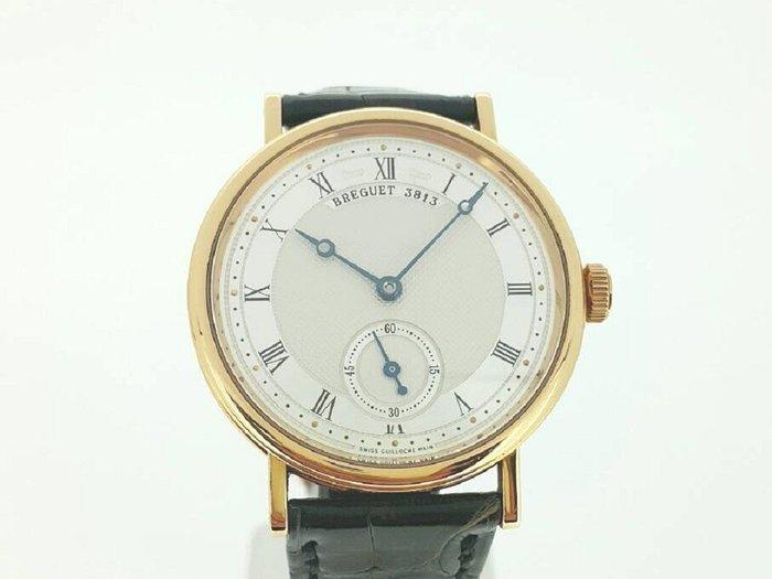 【英皇精品集團 】寶璣錶 18k玫瑰金 小秒針 手上鏈 腕錶