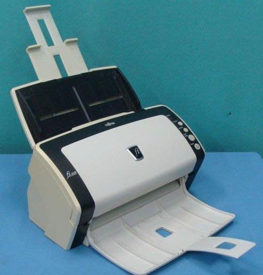 富士通 Fujitsu FI-6130 雙面文件掃描器 非 fi-6125LA