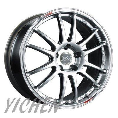 《大台北》億成汽車鋁圈量販中心-ENKEI 鋁圈 GTC01 高亮黑 19吋