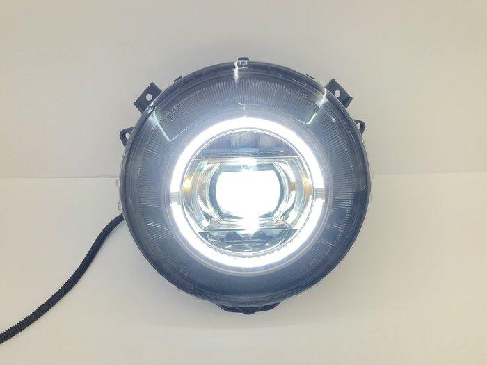 炬霸科技 車燈 W463 G系 LED 魚眼 大燈 頭燈 G63 G55 G500 G320 G350 跑馬 流光