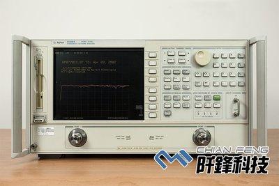 【阡鋒科技 專業二手儀器】安捷倫 Agilent 8720ES 50MHz-20GHz S參數向量網路分析儀