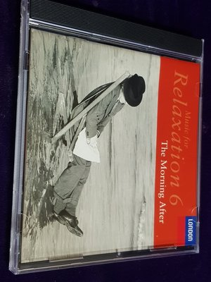 R古典(二手CD)MUSIC FOR RELAXATION.VOL.6~THE MORNING AFTER~德版