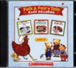 *小貝比的家*FOLK & FAIRY TALE EASY READERS /單CD