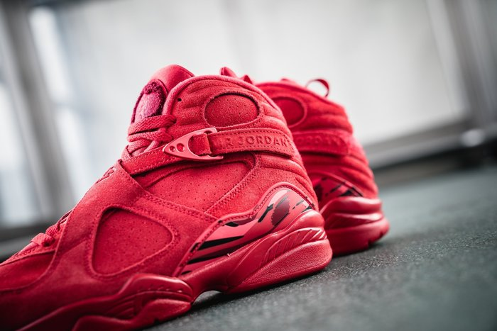 the best attitude 5ecd8 64f1e Air Jordan 8 Retro Valentines Day AQ2449-614 紅色 情人節限定款 女鞋-Yahoo奇摩拍賣