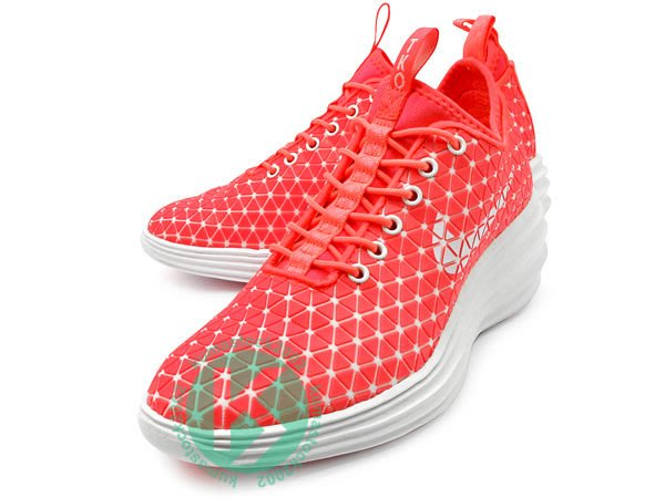 NIKE WMNS LUNAR ELITE SKY HIGH FW QS 女鞋 紅白 糖果紅 東京 652902-100