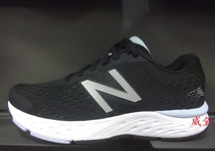 【威全全能運動館】New Balance 680運動 復古 休閒 慢跑鞋 現貨 W680LK6保證正品公司貨 女款 D楦
