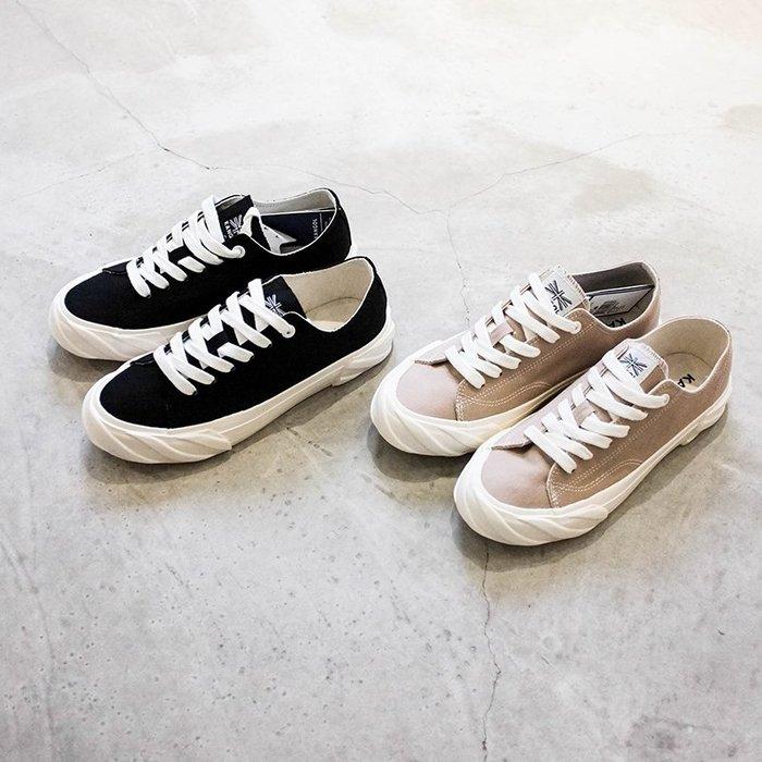 【車庫服飾】KANGOL 英國袋鼠 鞋子 百搭 素面帆布鞋