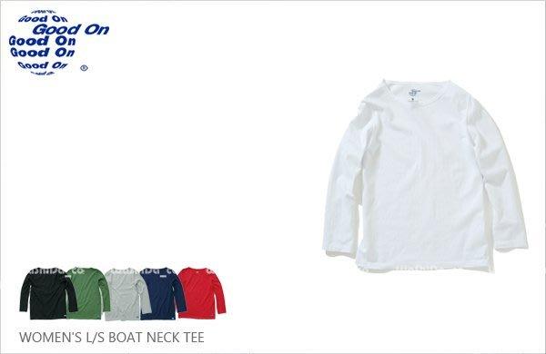 WaShiDa 女裝 Good On 日本品牌 自然 色落 基本款 輕薄 舒適 長袖 多色 T恤 上衣