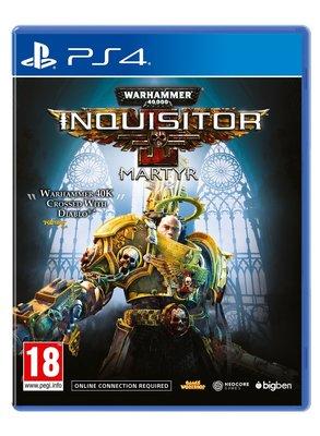 全新未拆 PS4 戰鎚40K 審判者 烈士 -中文亞版- Warhammer 40K Inquisitor Martyr