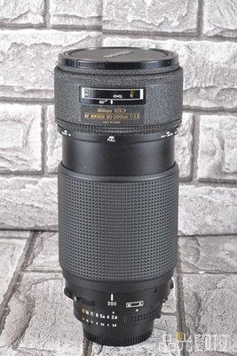 【品光數位】 Nikon AF 80-200mm F2.8  80-200/2.8 恆定光圈 小黑一 #77875