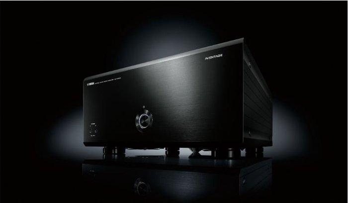 造韻樂器音響- JU-MUSIC - YAMAHA AVENTAGE MA-5000 11聲道功率擴大器