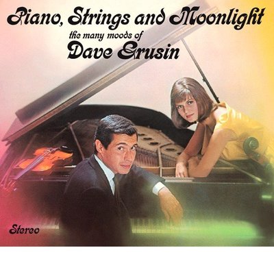 The Many Moods of Dave Grusin. Piano, Strings and Moonlight