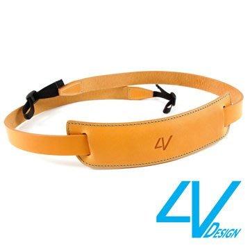 【日光徠卡台中】4V CLASSIC LARGE系列 自然色x青色  相機背帶