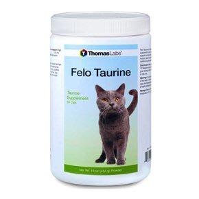 THOMAS LABS 湯瑪士  超級貓咪牛磺酸16oz