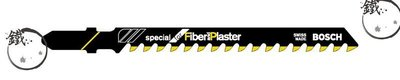 *小鐵五金*德國BOSCH 線鋸片/T 141 HM/特殊用途/玻纖強化塑膠/環氧樹脂、石膏板、纖維水泥板*TC-