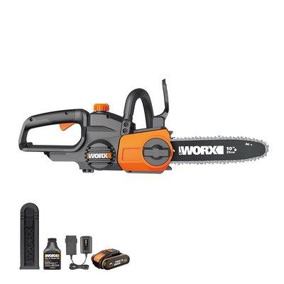 【Joered工具屋】WORX威克士 – WG322E.1 20V/35CM 單電 直流鏈鋸 切割機