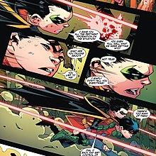 【布魯樂】《代訂中》[美版書籍] DC超級英雄《超級雙子》漫畫Vol.1 :When I Grow Up(重生系列)