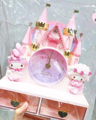 🇯🇵日本 MyMelody 城堡🏰鐘
