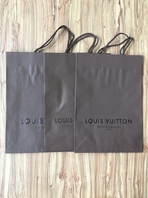 Lv 專櫃紙袋 全新