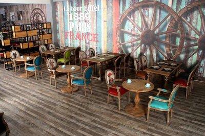 (台中 可愛小舖)可愛動物簡約鄉村風皮革布木製餐椅有扶手無扶手彩色多色多款矮椅椅子靠背椅休閒椅餐廳工作室休息室百貨公司