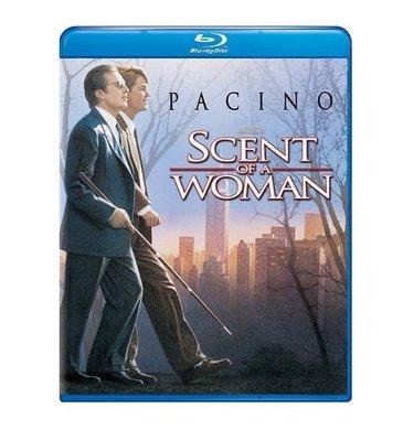 BD 全新美版【女人香】【Scent of a Woman】Blu-ray 藍光 艾爾帕西諾