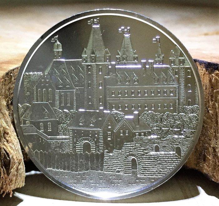 2019 Austria 825th Anniversary 奧地利825週年紀念-維也納新城銀幣 (1 toz)
