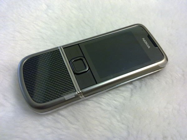 『皇家昌庫』Nokia 8800 Carbon Arte 碳纖維 經典質感 講究奢華 原廠盒裝全配 保固一年 現貨