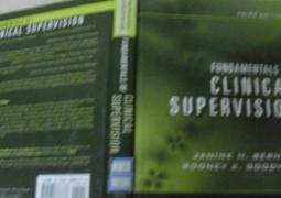 古文物FUNDAMENTALS罕見OF CLINICAL SUPERVISION 精裝 奇摩