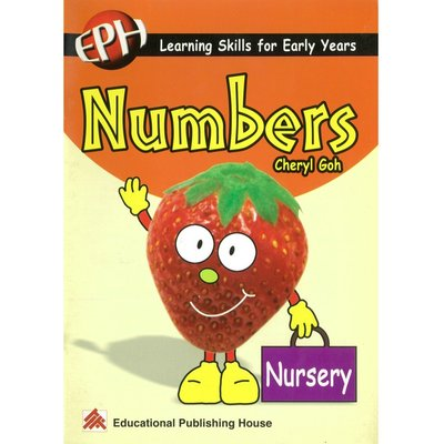 Pre-school Learning Skills for Early Years Numbers(Nur)基礎數學