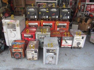 中古/二手 電焊機/電銲機/熔接機/溶接機- BS300L -大阪(DAIDEN)-內建防止電擊 -日本外匯機(1)