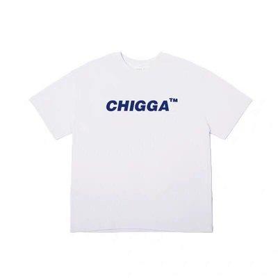 【Result】Chigga classic logo TEE 經典短袖 Hiphop 黃鬼