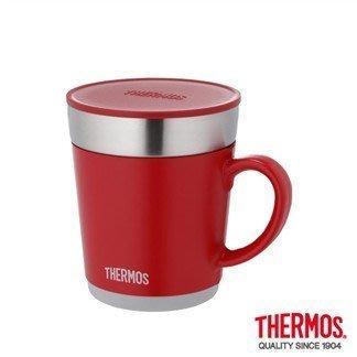 THERMOS 膳魔師】不銹鋼真空保溫杯0.35L(JDC-350)