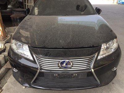 """JH汽材"" LEXUS ES300H 第一代 外匯車 報廢車 零件車 拆賣!!"