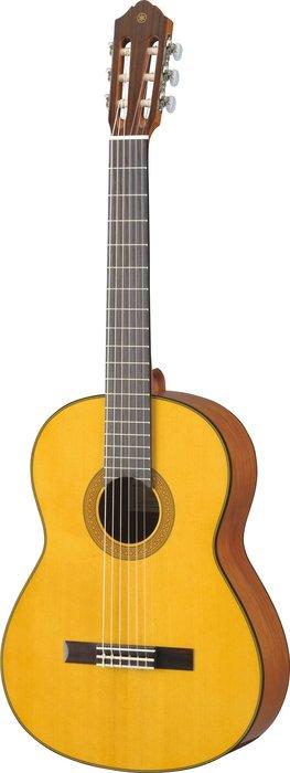 造韻樂器音響- JU-MUSIC - 全新 YAMAHA CG142S 古典吉他