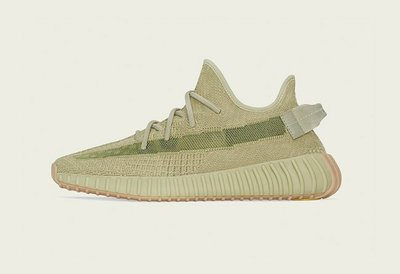 【S.M.P】Adidas Yeezy Boost 350 V2 Sulfur FY5346