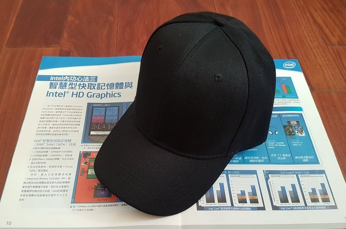 ☆艾力客生活工坊☆CI-143 素色 本色調基本款 鴨舌帽 棒球帽 街舞 鬼步舞 韓國明星同款(10色)帽檐彎款-黑色