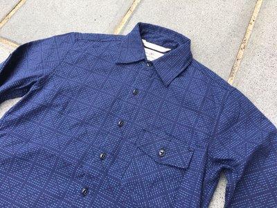 牛仔之星全新美國製RGT Rogue Territory盜賊領域Oxford Shirt襯衫Sashiko