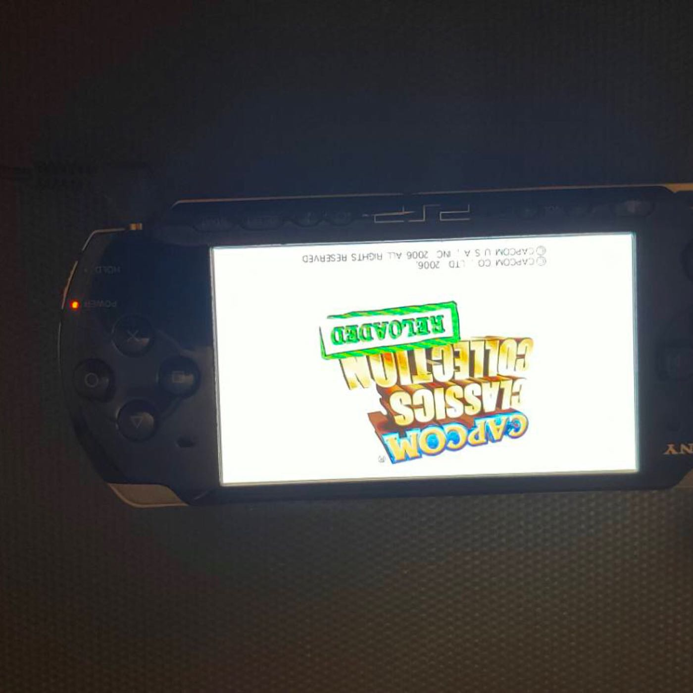 PSP掌上型遊戲機