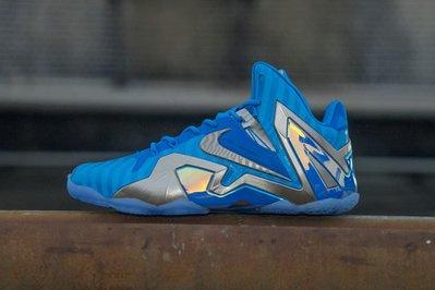 Nike Lebron XI Elite Blue 勒布朗之家 LBJ11 682892-404
