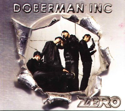 K - DOBERMAN INC - Zero - 日版
