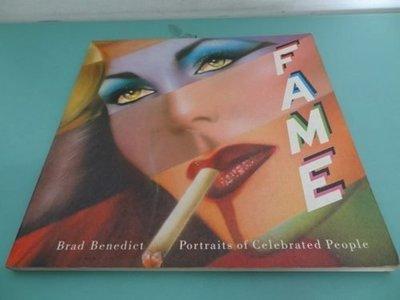 典藏乾坤&書---藝術---設計---FAME PORTRAITS OF CELEBRATED PEOPLE S