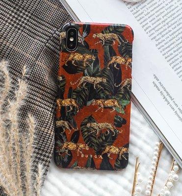 [SECOND LOOK]BURGA 紅色叢林裡的花豹 IPHONE 11 全系列 手機殼