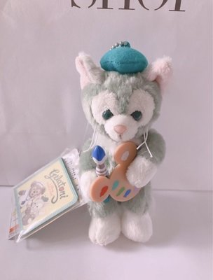 可麗露~全新日本海洋迪士尼 Disney傑力東尼畫家貓吊飾