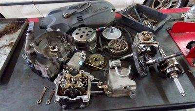 達成拍賣 G5 150 汽缸 4V缸頭組 KS 曲軸 箱 啟動馬達 傳動組 空濾組 節流閥 電腦 傳動蓋 凸輪軸 搖臂