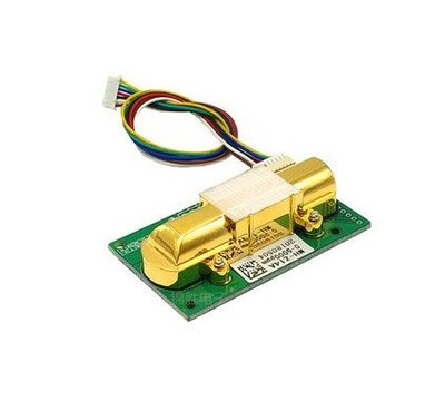 NDIR紅外二氧化碳感測器模組 MH-Z14A 串口PWM模擬輸出 0-5000ppm W7-201225 [420936]