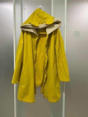 專櫃買的兔兔造型棉質外套 九成新 M-L 適合