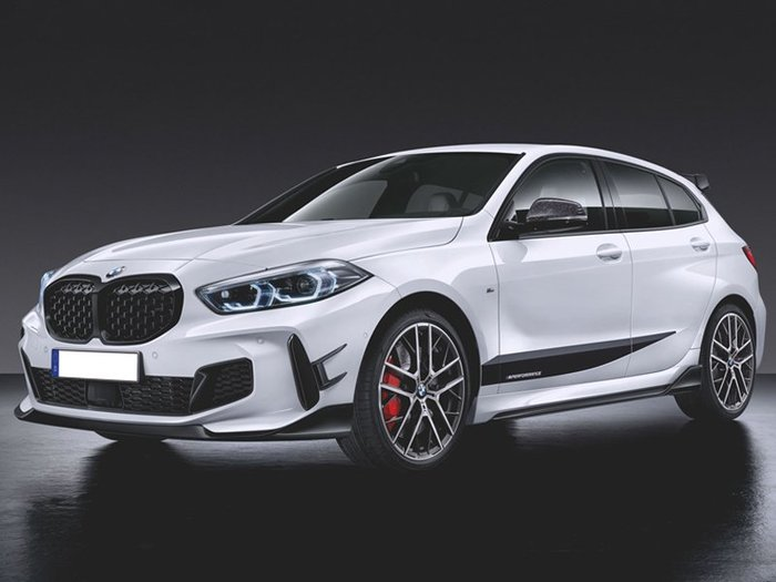 【樂駒】 BMW M Performance F40 原廠 Carbon 碳纖維 後視鏡 外蓋 飾蓋 輕量化 空力 套件